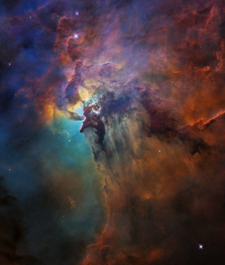 Immagine scattata da Hubble, usata dalla NASA per celebrare il 28mo anniversario di attività. Crediti: NASA, ESA, and STScI