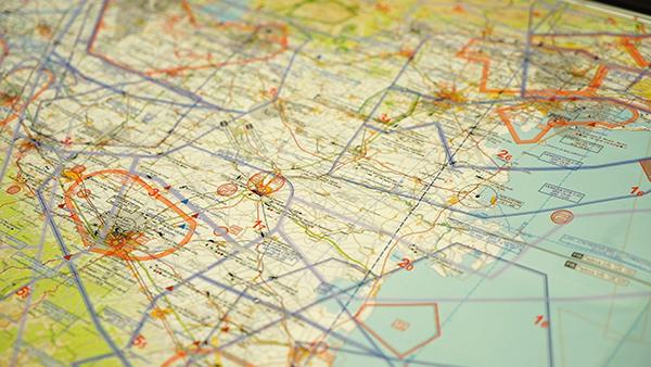 Le mappe, disponibili sul sito ENAV, indicano dove è possibile volare, ma bisogna saperle leggere