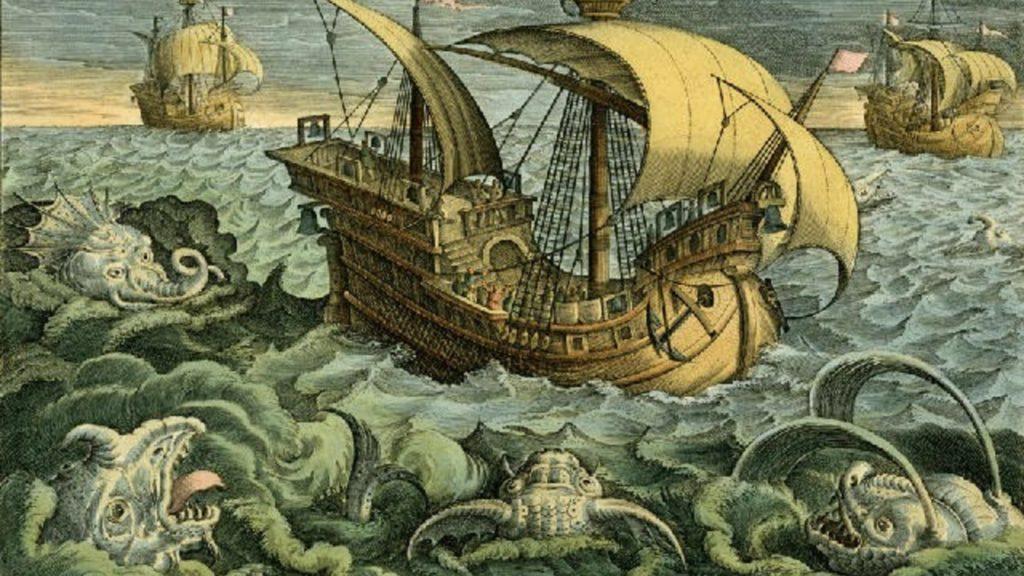 """Gigantesche onde anomale """"mangiano"""" le navi alle Bermuda"""