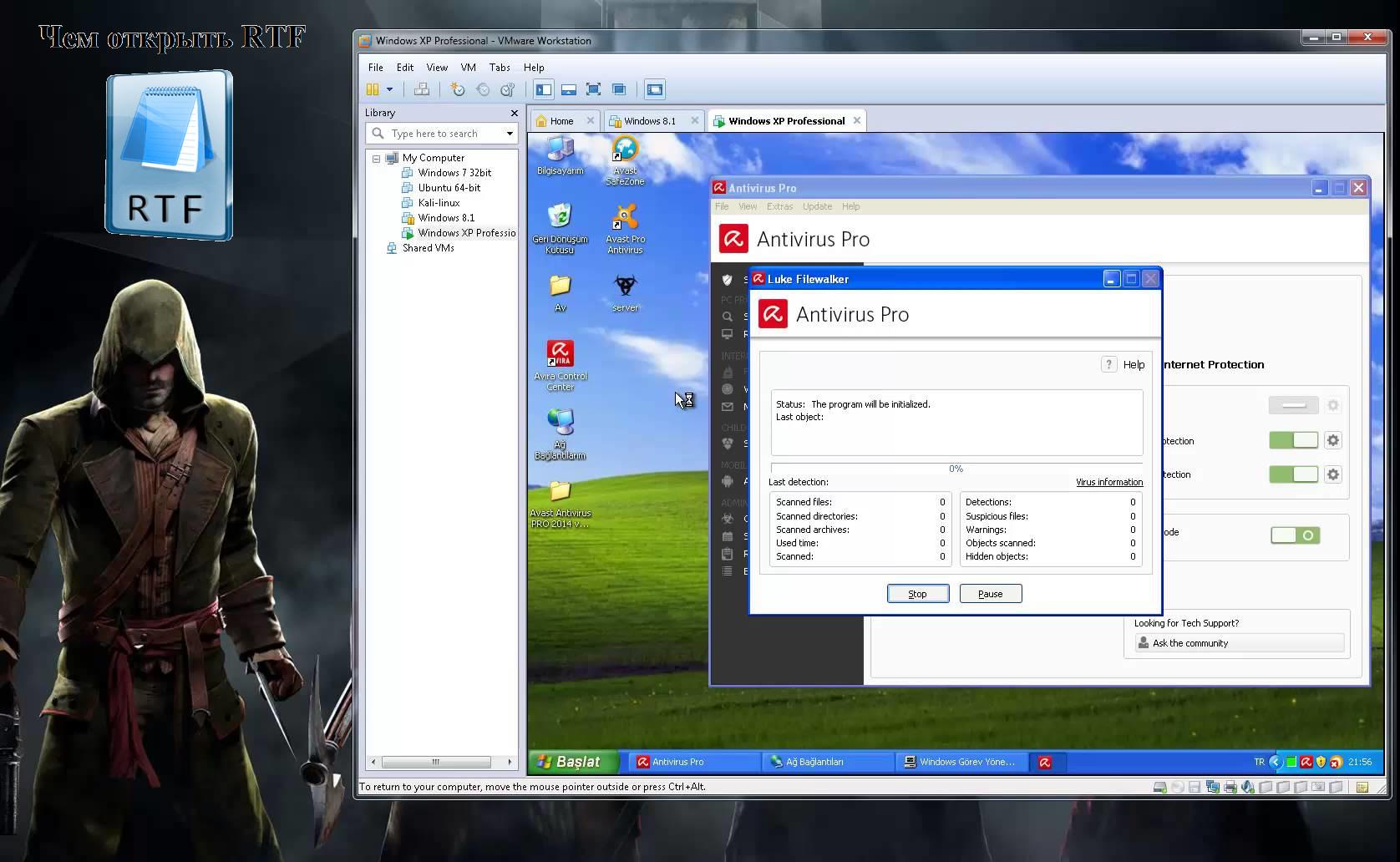Software spia installato grazie a documenti di Office Word