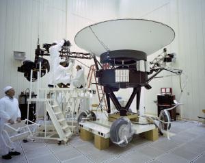 23 marzo 1977: test sui sistemi della Voyager 2. | NASA/JPL-Caltech