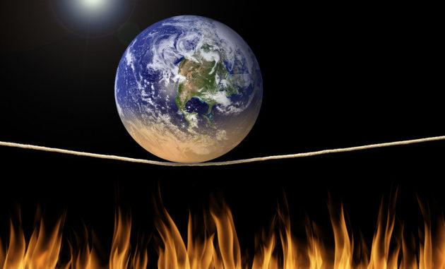 Se la temperatura media globale del nostro pianeta dovesse raggiungere i 26-27 °C, il sistema Terra non sarà più in grado di disperdere calore nello Spazio e il nostro pianeta si trasformerà in... Venere.|Shutterstock