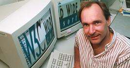 Tim Berners-Lee, 43 anni. (AP Photo/Elise Amendola)