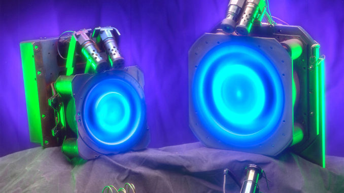 Pronto il nuovo motore ionico per lo spazio AEPS