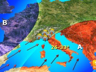 Lanciato in orbita il nuovo satellite per il meteo Europeo