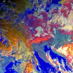 Le previsioni meteo sono migliorate grazie ai primi due satelliti della serie MetOp. Ora è arrivato il terzo. | Eumetsat