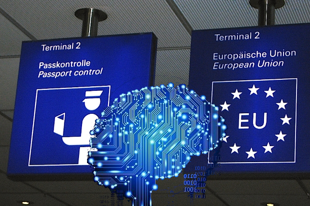 L'intelligenza artificiale in aiuto alle frontiere Europee