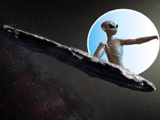 L'asteroide Oumuamua è invece una sonda aliena