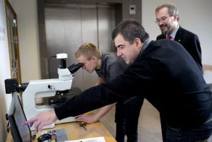 Konstantin Novoselov, scopritore del grafene e premio Nobel 2010. | Graphene Flagship