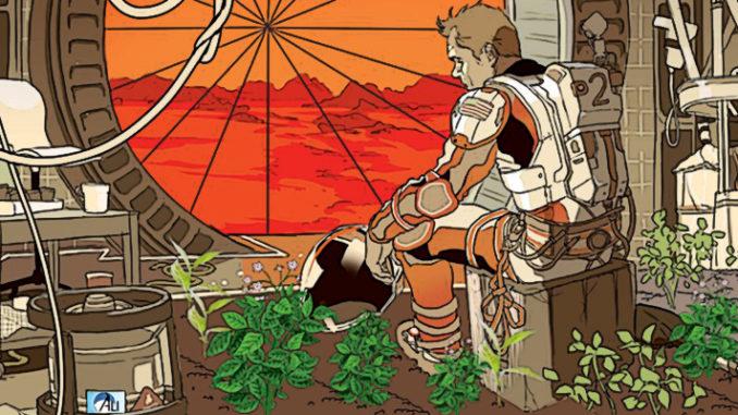 Prove di coltivazione nello spazio per future missioni