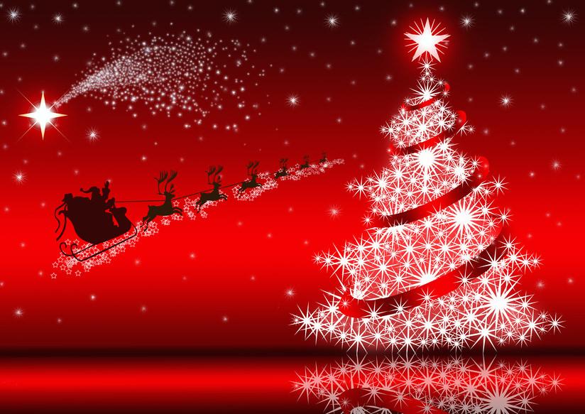 Quest'anno a Natale, vi sarà una cometa sull'alberello