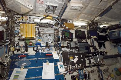 Nuovi materiali e componenti con gli esperimenti sulla ISS