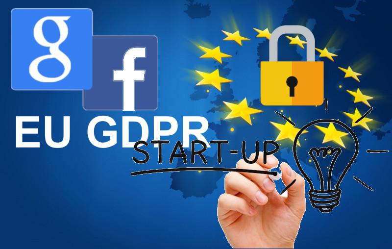 Blocco finanziamenti e difficoltà per le startup a causa del GDPR