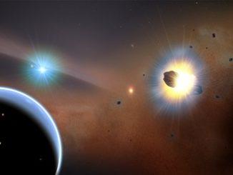 Primo sorvolo storico, su un pianeta della fascia di Kuiper