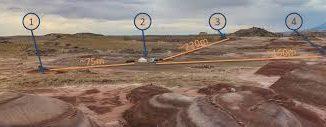 Robot self-driving per Marte testati in Marocco.