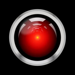 L'occhio di HAL 9000, l'intelligenza artificiale di 2001 Odissea nello Spazio che decide di eliminare gli umani a bordo dell'astronave Discovery per preservare lo scopo della missione. A proposito di priorità. | pixabay