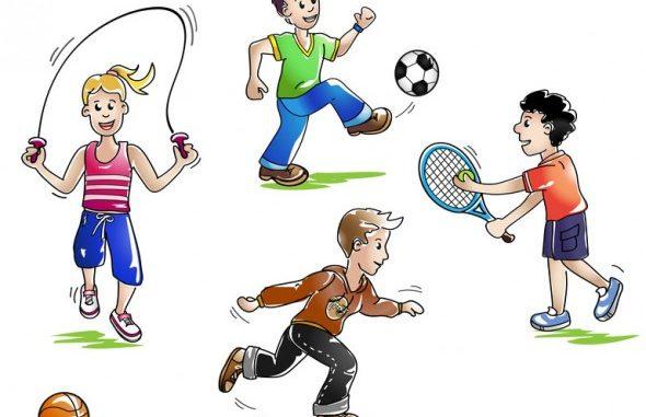 I bambini di oggi fanno troppo poco sport e rischiano l'obesità