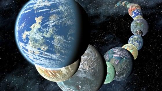 Un viaggio virtuale fra gli Esopianeti della NASA