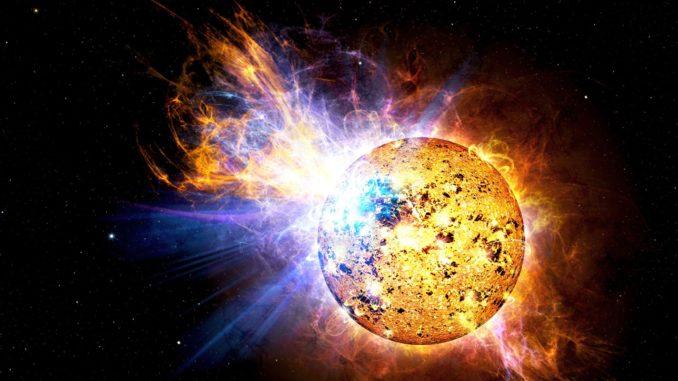 """Il nostro Sole ha un """"cuore"""" magnetico che batte"""