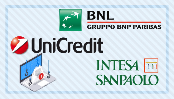 Banca Intesa San Paolo nel mirino degli hacker
