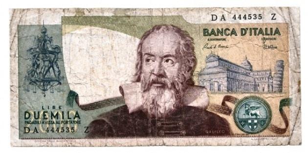 Le 2mila lire con Galileo Galilei