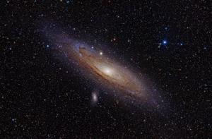 "La ""vicina"" Galassia di Andromeda."