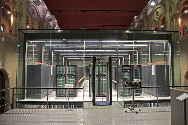 Super computer Marenostrum