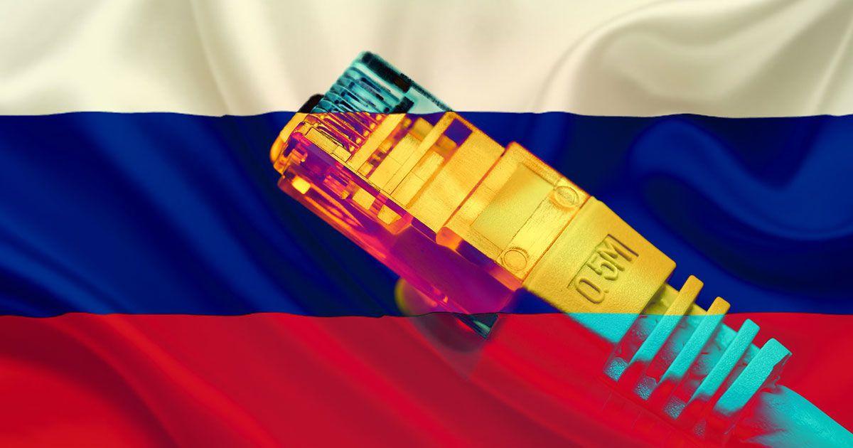 """La Russia si crea una rete internet """"privata"""" nazionale"""