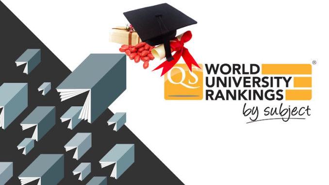 Le Università Italiane settime nella Classifica Mondiale