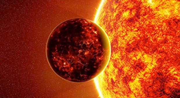 Il passaggio di Mercurio davanti al Sole