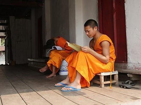 Monaci buddhisti (agefotostock / AGF)