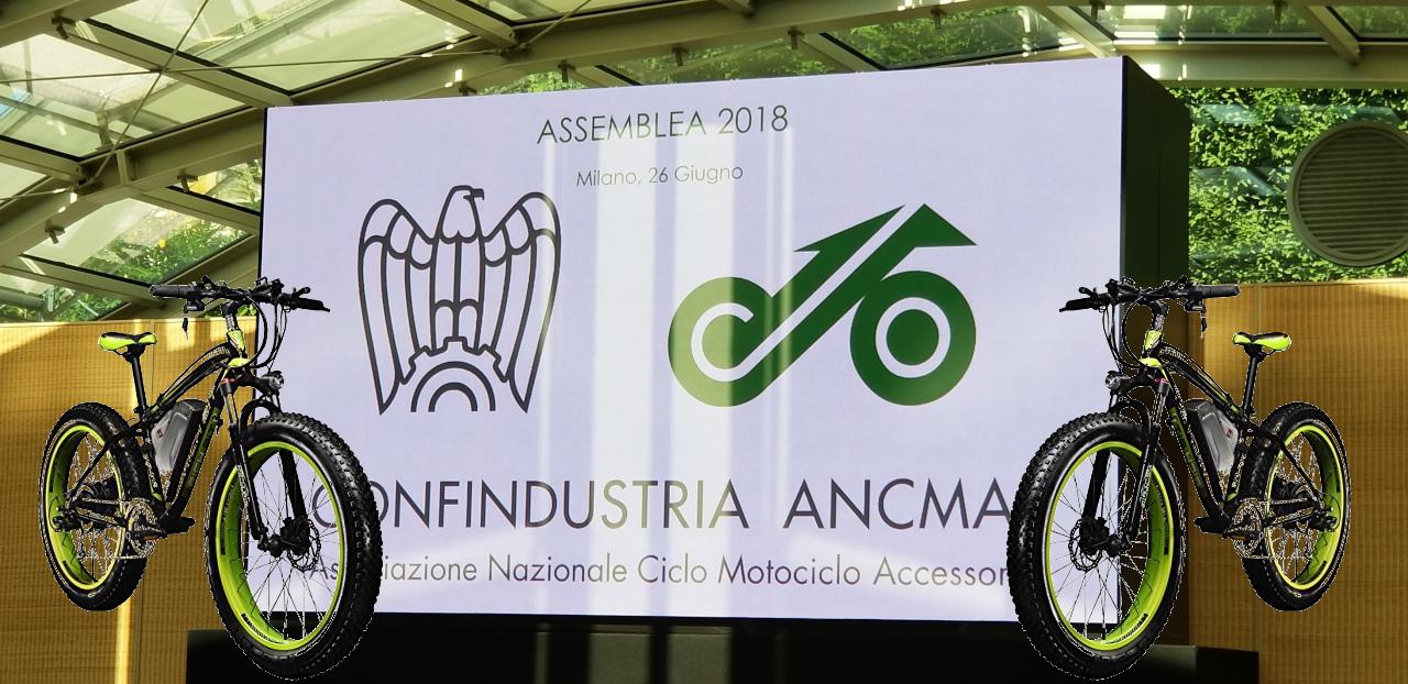 Industrie italiane prime per la mobilità elettrica su due ruote