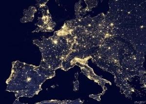 Notturno spaziale: l'inquinamento luminoso visto da fuori | NASA