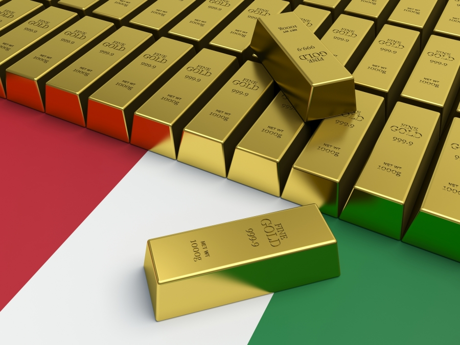 Il Governo vuole intaccare le riserve auree e valutarie Italiane