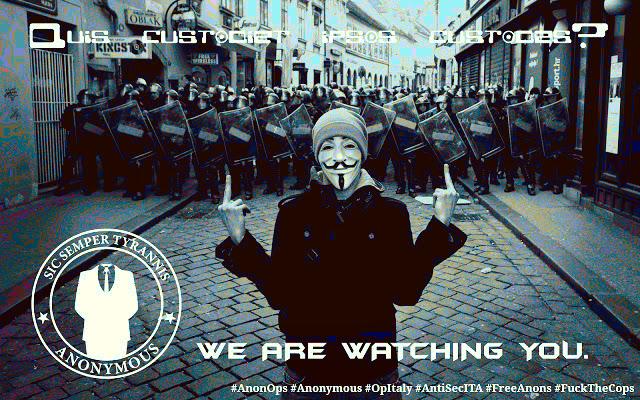Hacker di Stato intercettano tutti, non solo i criminali