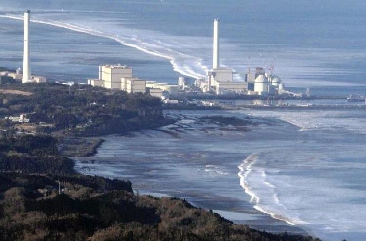 L'acqua contaminata di Fukushima sarà sversata nel Pacifico