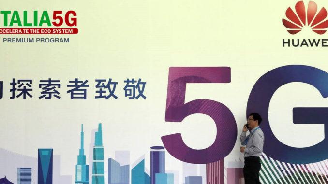 La via della Seta, la rete 5G Huawei dall'Italia alla Cina