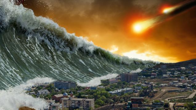 Le catastrofi che possono determinare la fine del Mondo