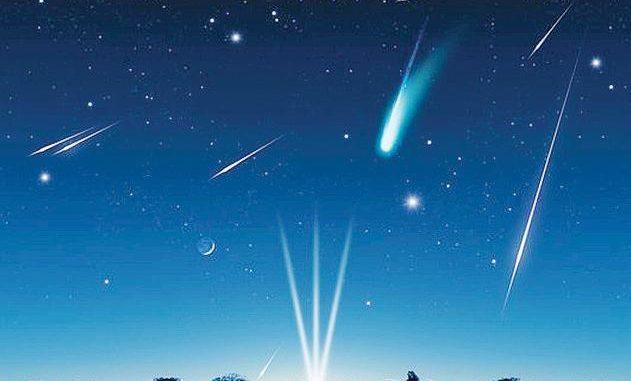 Lo sciame meteorico delle Eta Acquaridi