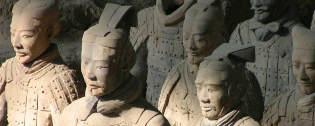 Cina, via Della Seta