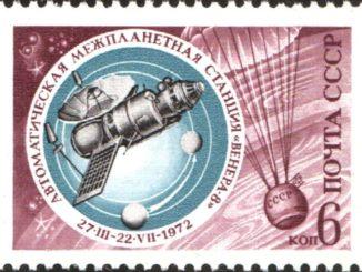 Vecchia sonda russa in caduta verso la Terra