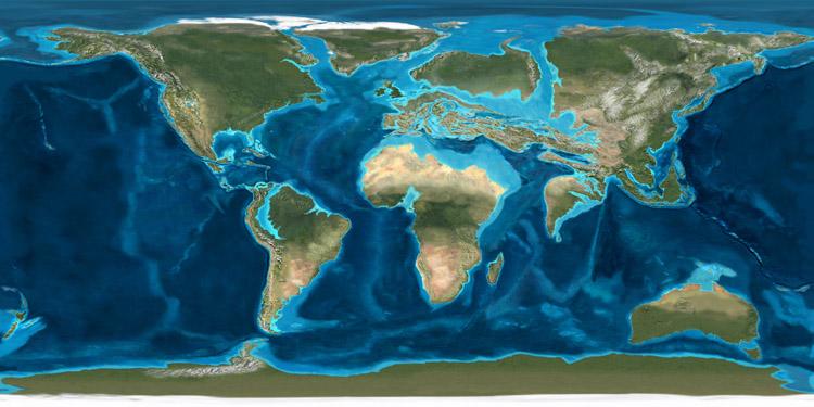 Un nuovo massimo termico come nel Paleocene-Eocene
