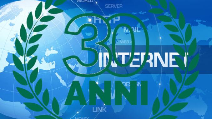 Sono 30 anni di internet e web ma non li dimostra