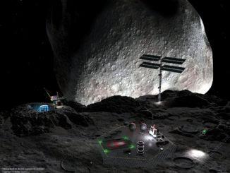 Le prime colonie spaziali saranno miniere su asteroidi