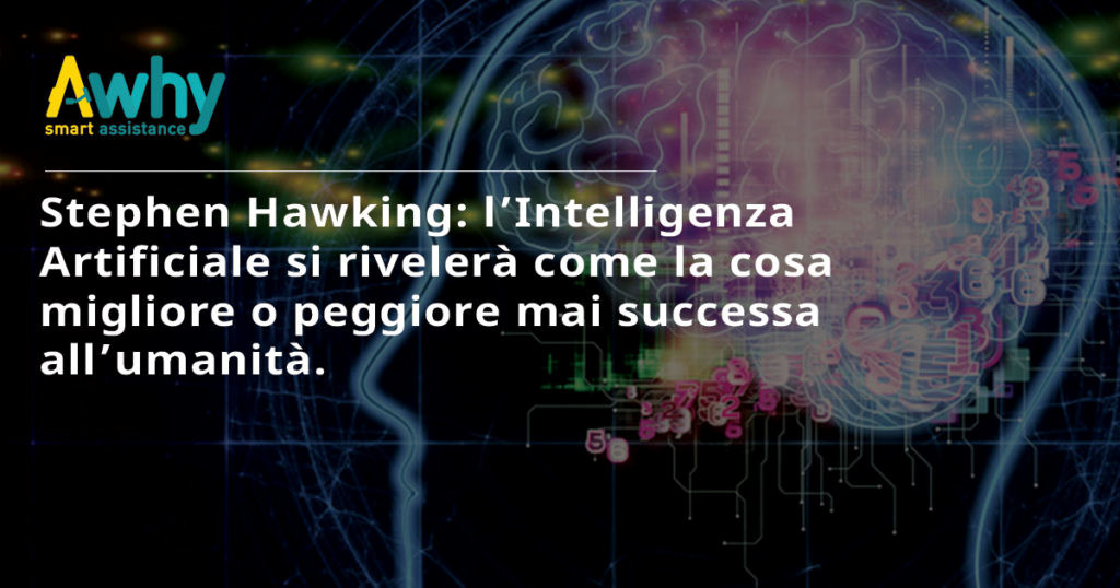 Pericoli e vantaggi dell'intelligenza artificiale