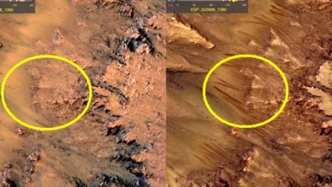 Su Marte c'è più acqua di quanto si pensasse
