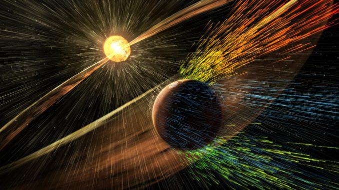 Prevista per oggi una tempesta solare geomagnetica