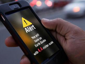 Una app su smartphone per prevedere i terremoti
