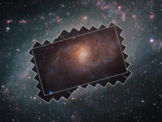 Una proiezione in 3D stima la dimensione della Via Lattea