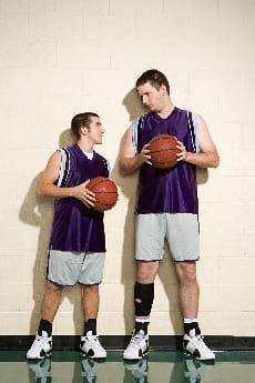 Giocatori di basket